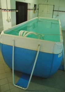 piscina idroterapia